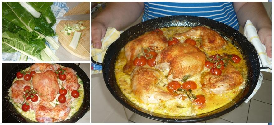 Knuspriges Kruterhuhn aus dem Ofen Rezept Kchengtter
