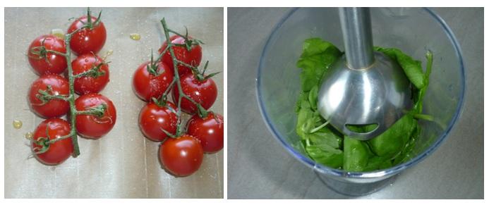 Tomate Basilikum