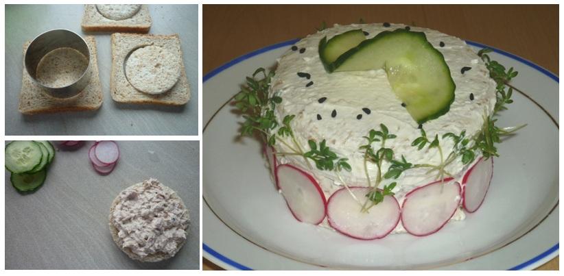schwedische Brottorte