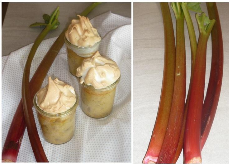 rhabarber joghurt kuchen im glas essen ohne grenzen. Black Bedroom Furniture Sets. Home Design Ideas