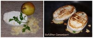 gefüllter Camembert