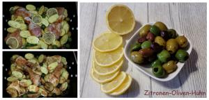Oliven-Zitronen-Huhn