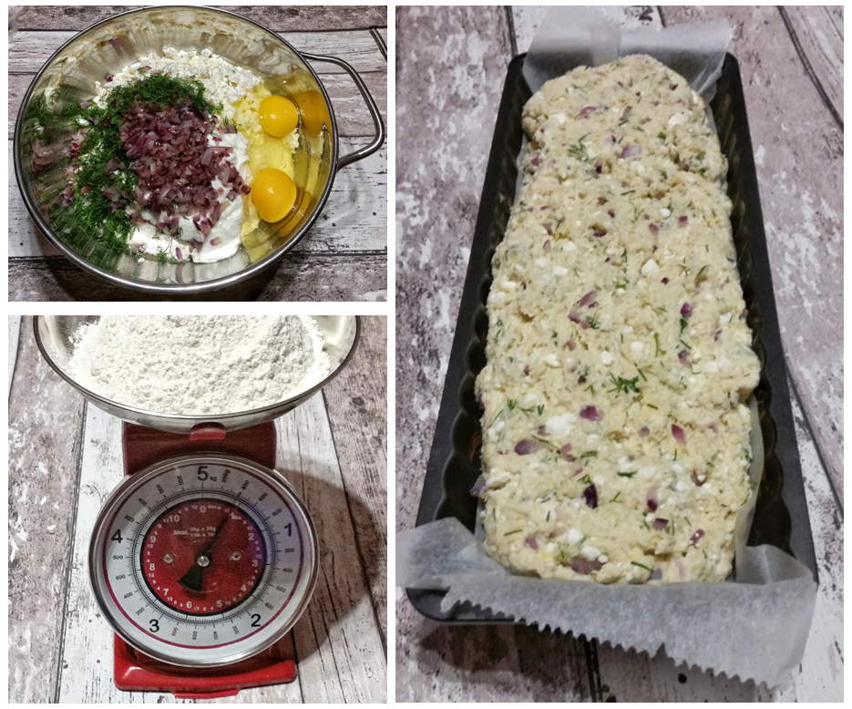 Fetabrot Zubereitung
